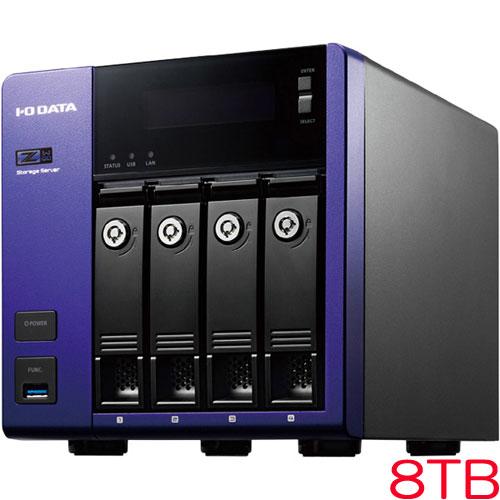 HDL-Z4WQD HDL-Z4WQ8D [WSS2016 Wg/Celeron搭載 4ドライブNAS 8TB]