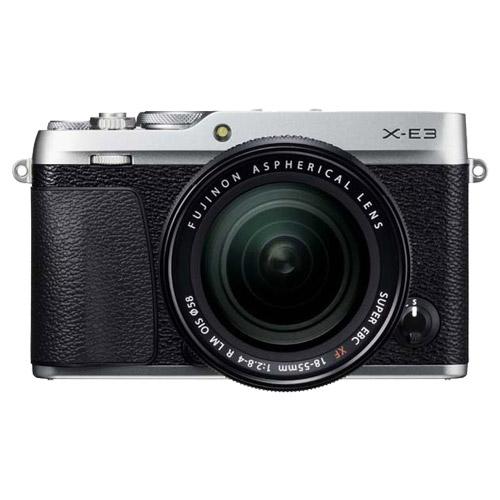 富士フイルム X-E3-S [ミラーレスデジタルカメラ X-E3 S シルバー]