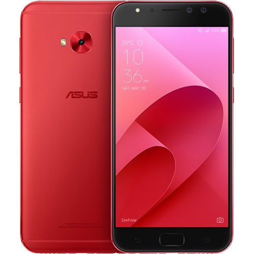 ASUS ZD552KL-RD64S4 [Zenfone 4 Selfie Pro[クラシックレッド]]