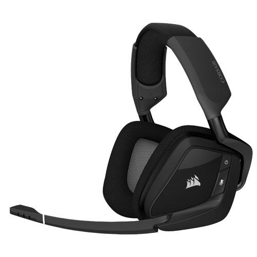 コルセア CA-9011152-AP [Dolby Headphone 7.1 搭載 ゲーミングヘッドセット VOID PRO RGB Wireless ブラック]