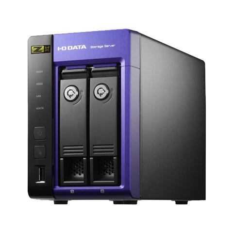 アイオーデータ HDL-Z2WPI HDL-Z2WPS2I [WSS2016 Std/Core i3 2ドライブNAS 2TB(SSD)]