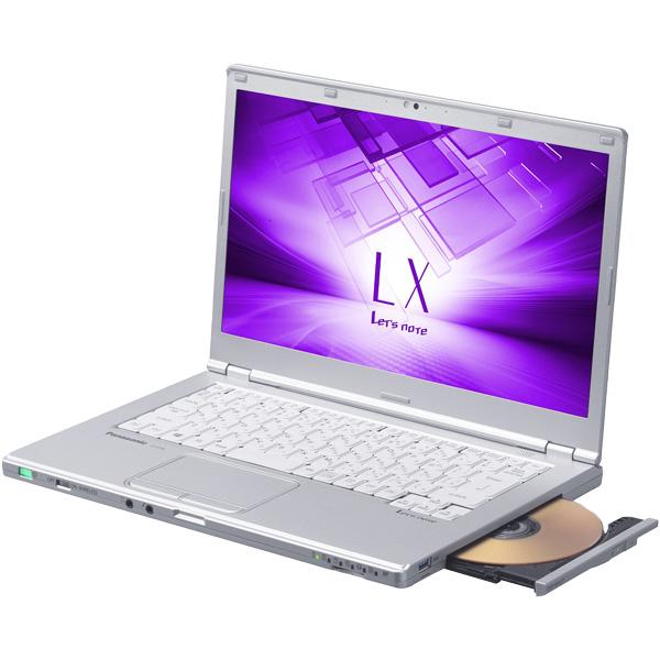 パナソニック CF-LX6PDAQR [Let's note LX6 店(i5/SM/10P/SV)]