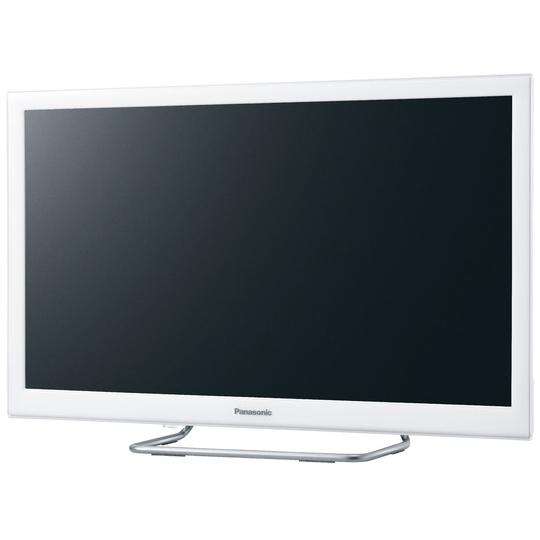 VIERA(ビエラ) TH-24ES500-W [24V型地上・BS・110度CSデジタル液晶テレビ(ホワイト)]