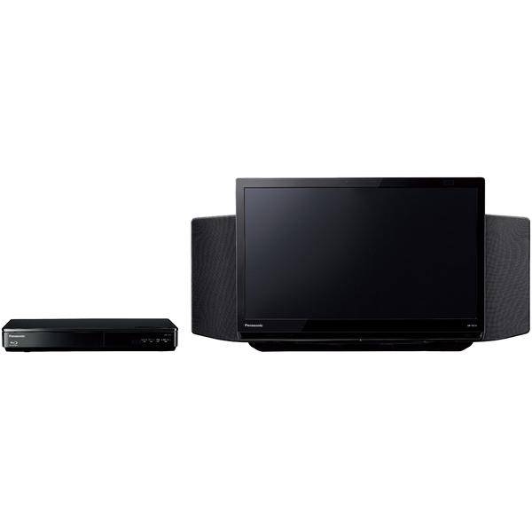 パナソニック プライベートVIERA UN-19Z1-K [HDD付きポータブルデジタルテレビ 19V型 (ブラック)]