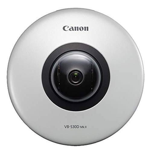 キヤノン ネットワークカメラ VB-S30D Mk II