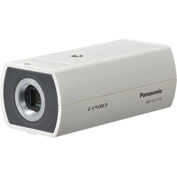 パナソニック i-PRO EXTREME WV-S1111D [アナログ出力対応 HD NWカメラ]