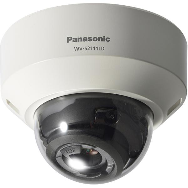 パナソニック i-PRO EXTREME WV-S2111LD [アナログ出力対応 HDドーム NWカメラ]