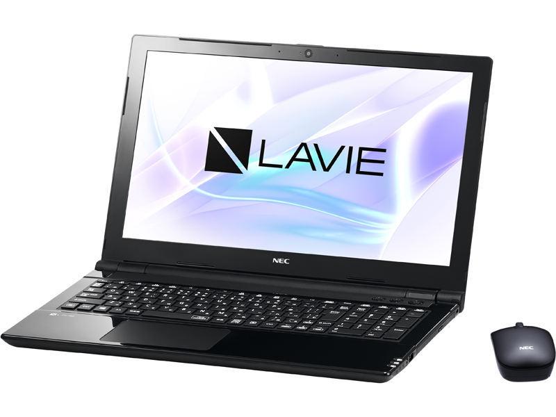 NEC PC-NS700JAB [LAVIE Note Standard - NS700/JAB ブラック]