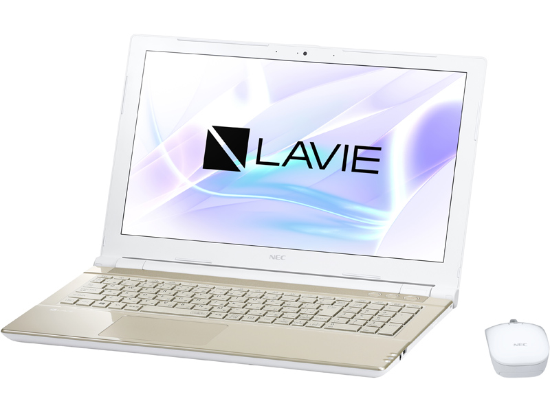 NEC PC-NS700JAG [LAVIE Note Standard - NS700/JAG ゴールド]