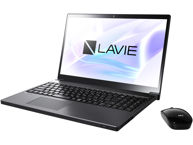 NEC PC-NX550JAB [LAVIE Note NEXT - NX550/JAB ブラックシルバー]