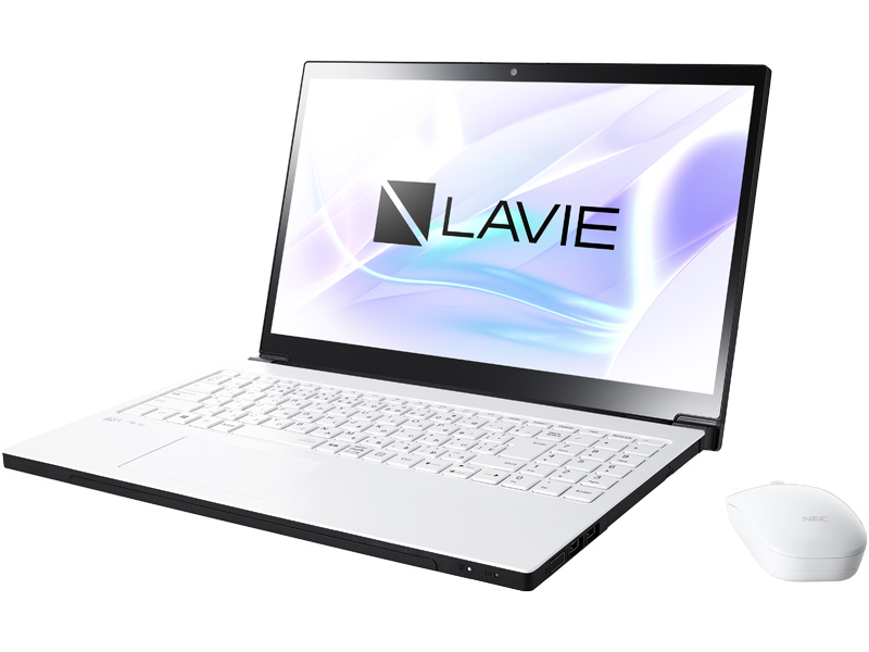 NEC PC-NX550JAW [LAVIE Note NEXT - NX550/JAW ホワイト]
