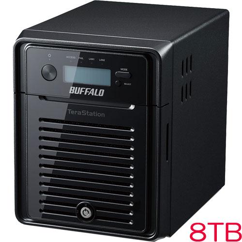 バッファロー WSH5411DN08W6 [TeraStation WSS HR WSS2016 WE NAS 8TB]