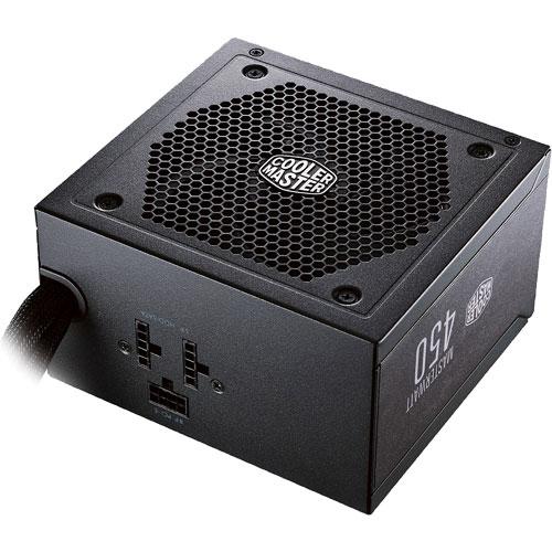 MPX-4501-AMAAB-JP [電源 80PLUS BRONZE認証 MasterWatt 450W]