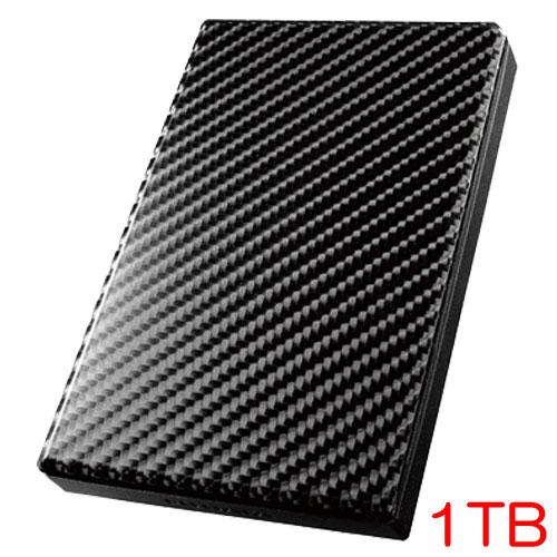 ★限定特価★HDPT-UT1K/E [USB 3.0/2.0対応ポータブルハードディスク「カクうす」1TB]