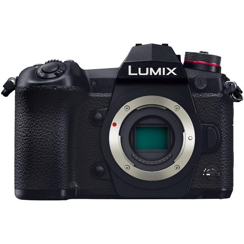 パナソニック LUMIX(ルミックス) DC-G9-K [デジタル一眼カメラ LUMIX G9 ボディ (ブラック)]
