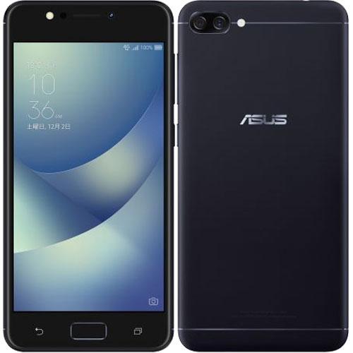 ASUS ZC520KL-BK32S3 [ZenFone 4 Max (Snapdragon430/メモリ3GB/ストレージ32GB) ネイビーブラック]