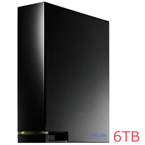 アイオーデータ ★限定特価★HDL-AA6/E [デュアルコアCPU搭載 ネットワーク接続ハードディスク(NAS)6TB]