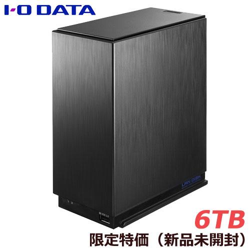 アイオーデータ ★限定特価★HDL2-AA6/E [デュアルコアCPU搭載 NAS(ネットワークHDD) 6TB 3年保証]