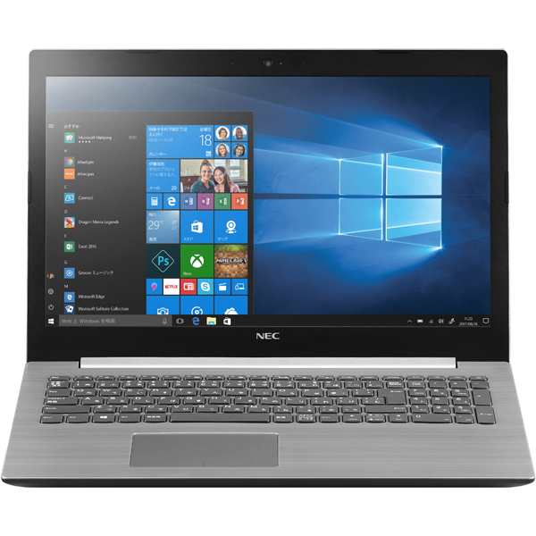NEC PC-GN25F1ULDCHCDUYDA [LAVIE Direct NS(A)(A6 4GB 500GB SM Win10P)]