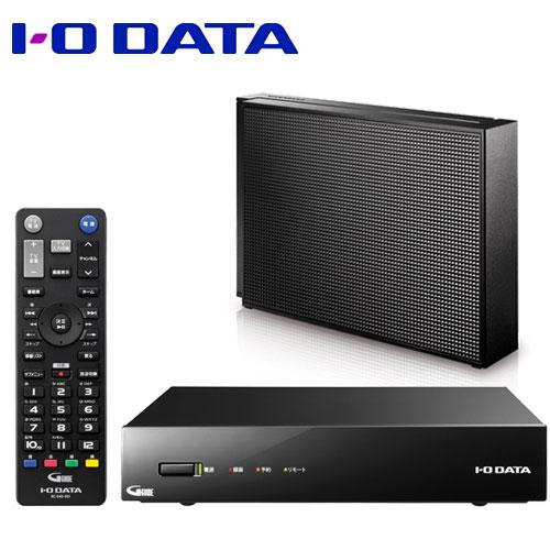 アイオーデータ HVTR-T3HD4/E [3番組同時録画対応ハードディスクレコーダー 4TB]