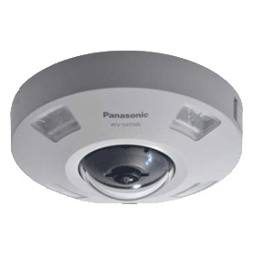パナソニック i-PRO EXTREME WV-S4550L [5M屋外対応全方位ネットワークカメラ]