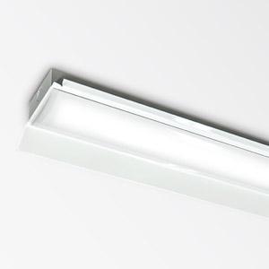 エレコム ECL-BL20K-1N [LEDベースライト/反射笠/1000lm/7.3W/5000K]