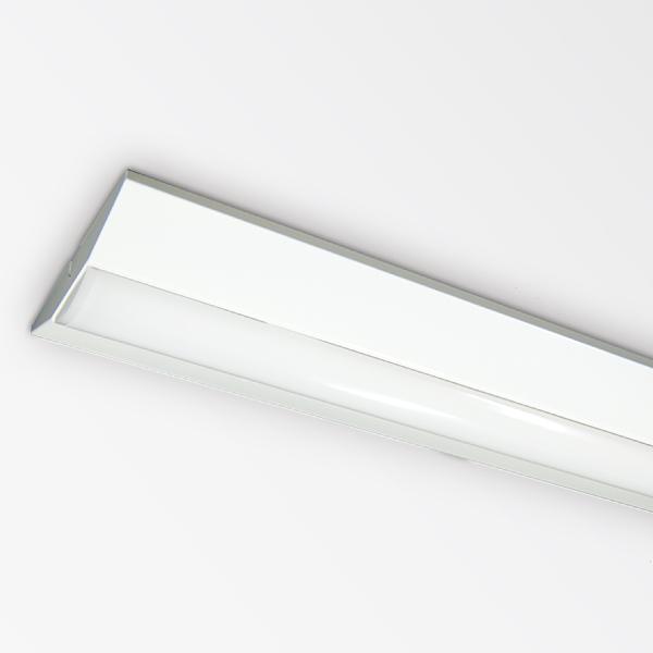 エレコム ECL-BL40V15-1N [LEDベースライト/逆富士W150/2050lm/13.7W/5000K]