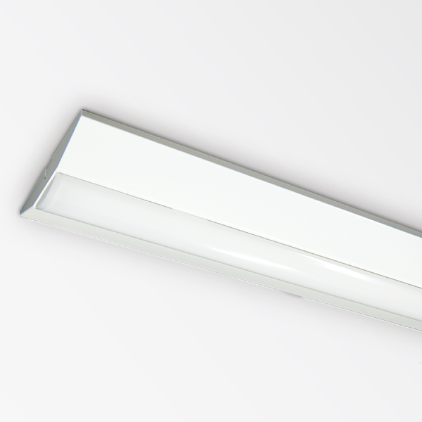 エレコム ECL-BL40V15-2N [LEDベースライト/逆富士W150/4050lm/27.4W/5000K]