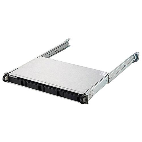 エレコム NSB-5A8T4RL [LinuxNAS/1U4Bay/8TB/NetStor5シリーズ]
