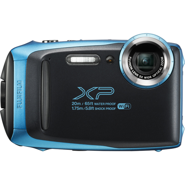 FX-XP130SB [FinePix XP130 スカイブルー]