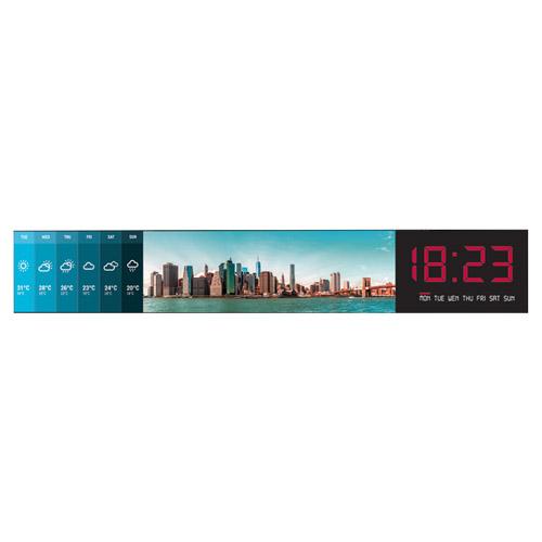 LG電子ジャパン BH7C-B 86BH7C-B [86型イケイ液晶ディスプレイ(IPS/LED/3840x600)]
