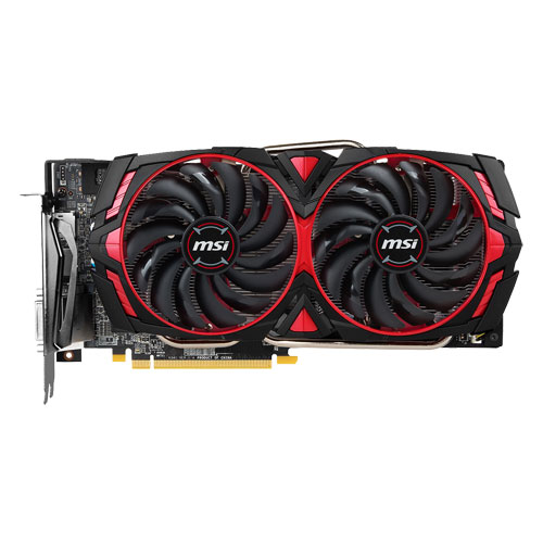 MSI Computer Radeon RX 580 ARMOR MK2 8G OC