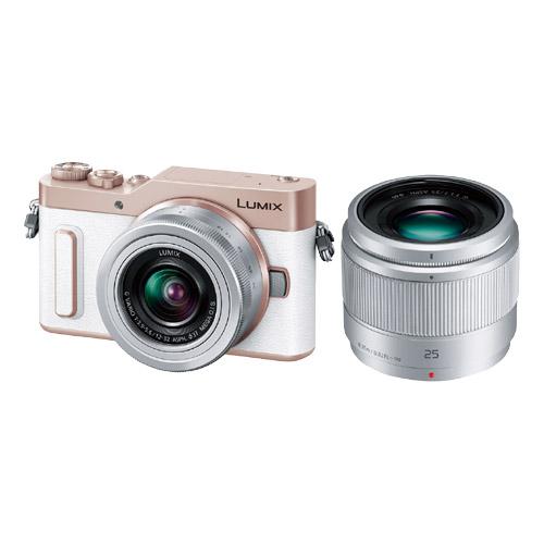 パナソニック LUMIX(ルミックス) DC-GF90W-W [デジタル一眼カメラ LUMIX GF90 Wレンズキット(ホワイト)]