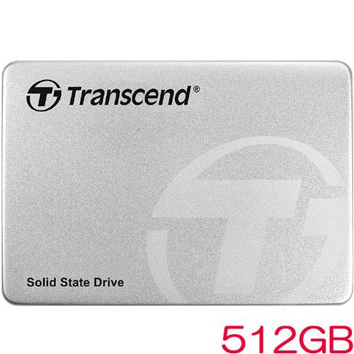 TS512GSSD360S [512GB SSD360Sシリーズ 2.5インチ SATA3 MLC搭載 アルミ筐体]