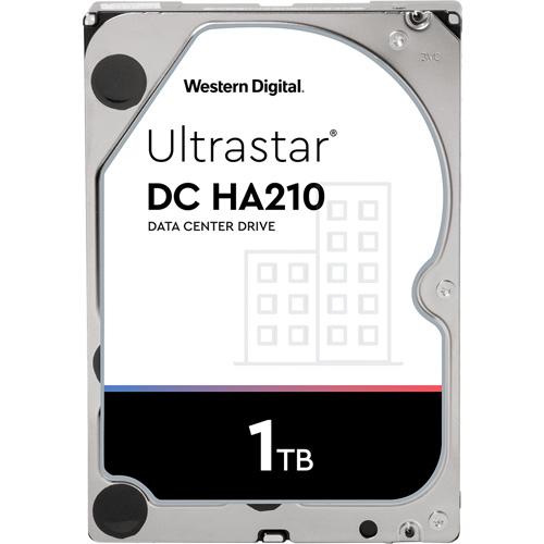 ウエスタンデジタル HUS722T1TALA604 [Ultrastar DC HA210 (1TB 3.5インチ SATA 6G 7200rpm 128MB) (旧HGST Ultrastar 7K2)]