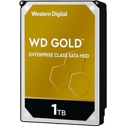 ウエスタンデジタル WD1005FBYZ [WD Gold (1TB 3.5インチ SATA 6G 7200rpm 128MB)]