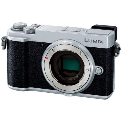 LUMIX(ルミックス) DC-GX7MK3-S [デジタル一眼カメラルミックスボディ (シルバー)]