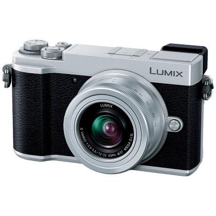 パナソニック LUMIX(ルミックス) DC-GX7MK3K-S [デジタル一眼カメラルミックスレンズキット (シルバー)]