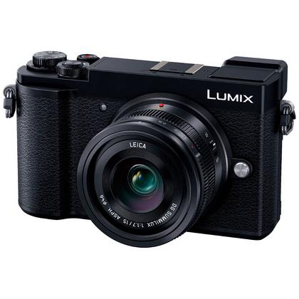 パナソニック LUMIX(ルミックス) DC-GX7MK3L-K [デジタル一眼カメラルミックスレンズキット (ブラック)]