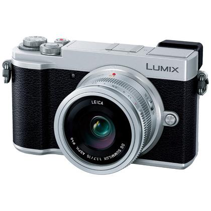 パナソニック LUMIX(ルミックス) DC-GX7MK3L-S [デジタル一眼カメラルミックスレンズキット (シルバー)]