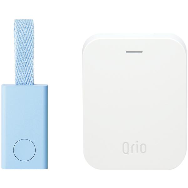 Qrio Q-TK1-LB [Qrio ただいまキット ライトブルー]