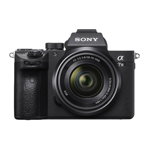 ソニー(SONY) デジタル一眼カメラα Eマウント ILCE-7M3K [デジタル一眼カメラ α7 III レンズキット]