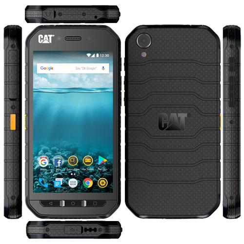 CAT S41/タフネススマホ [ [防塵・防水対応、SIMフリースマートフォン 、Android7]]