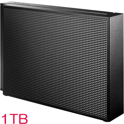 HDCZ-UT HDCZ-UT1KB [USB3.1 Gen1/2.0対応 外付HDD 1TB ブラック]