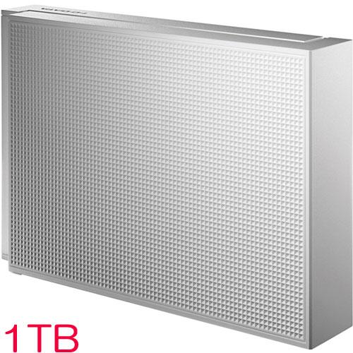 HDCZ-UT HDCZ-UT1WB [USB3.1 Gen1/2.0対応 外付HDD 1TB ホワイト]