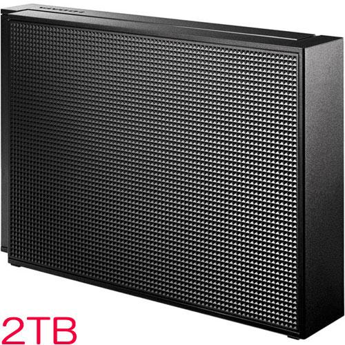 HDCZ-UT HDCZ-UT2KB [USB3.1 Gen1/2.0対応 外付HDD 2TB ブラック]