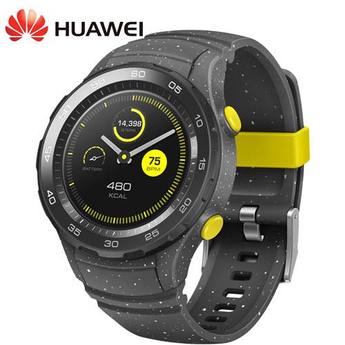 ファーウェイ(Huawei) WATCH2/Sport/LEO-B09/Concrete Grey [HUAWEI WATCH 2/Concrete Grey/55021739]