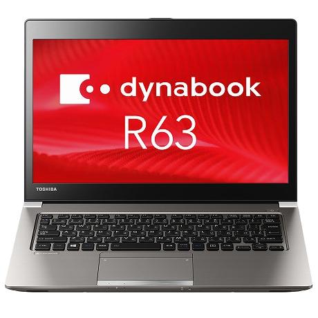 東芝 PR63FEA4347AD8H [dynabook R63/F]