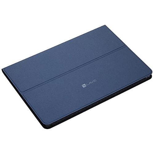 NEC カバー&保護フィルム PC-AC-AD010C [PC-TE510HAW用 カバー&保護フィルム ネイビーブルー]