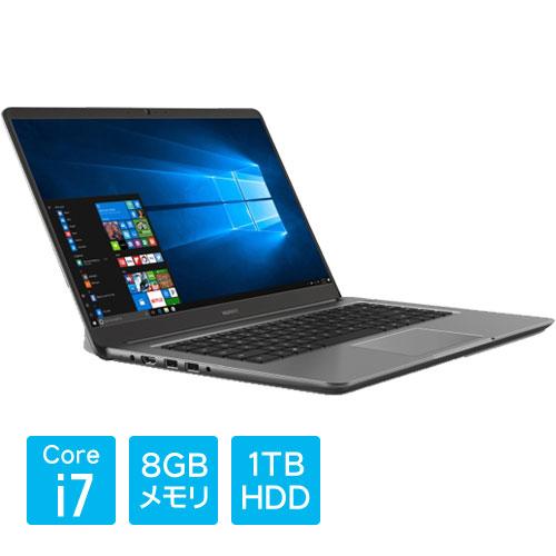 ファーウェイ(Huawei) PL-W29 [MateBook D (i7 8G 1TB 940MX Win10Home Grey 53019836)]